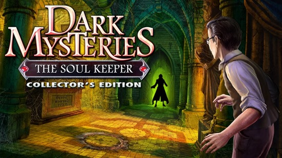 Dark Mysteries The Soul Keeper
