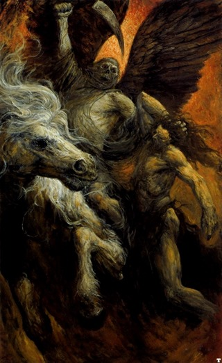 "Marc Fishman ""Angel of death"""